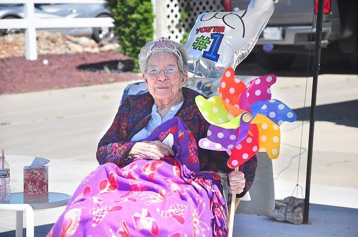 Yvonne Morgan is a fourth generation native of Prescott, born May 6, 1920. Yvonne graduated Prescott High School in 1938. (Courtesy)