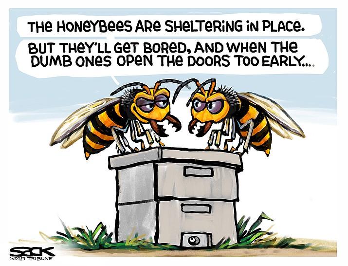 Editorial Cartoon | May 15, 2020