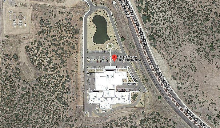 Yavapai County Juvenile Justice Center (Google)