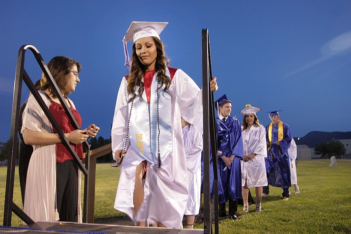Both the Arizona Department of Health Services and the state school system insurance trust have issued guidelines on the best practices for 2020 high school graduation ceremonies. VVN file photo