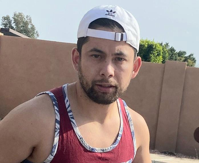 Christopher Pimienta, a Scottsdale man who went missing in the Kingman area, has been found unharmed. (Courtesy photo)