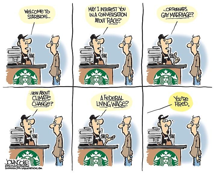 Editorial Cartoon | May 17, 2020