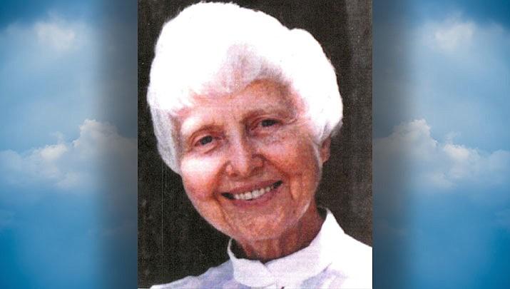 Sister Madonna Marie Black, O.P.