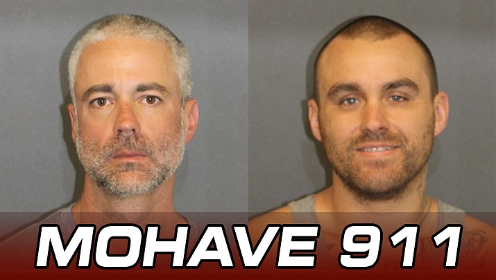 Brian Tyler Crossland & Ryan William Shean (MCSO photos)