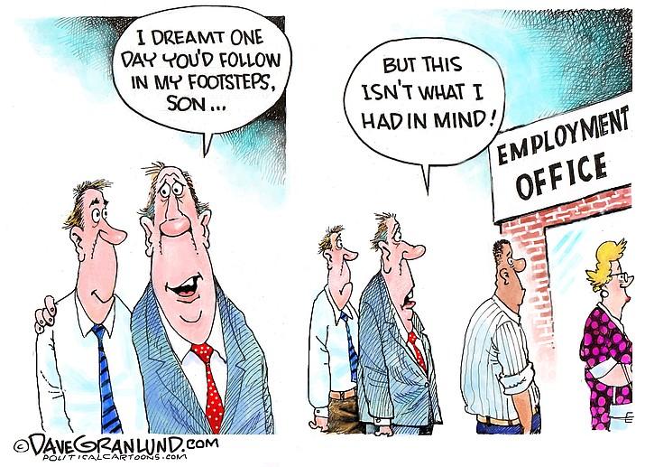 Editorial cartoon (2): May 19, 2020