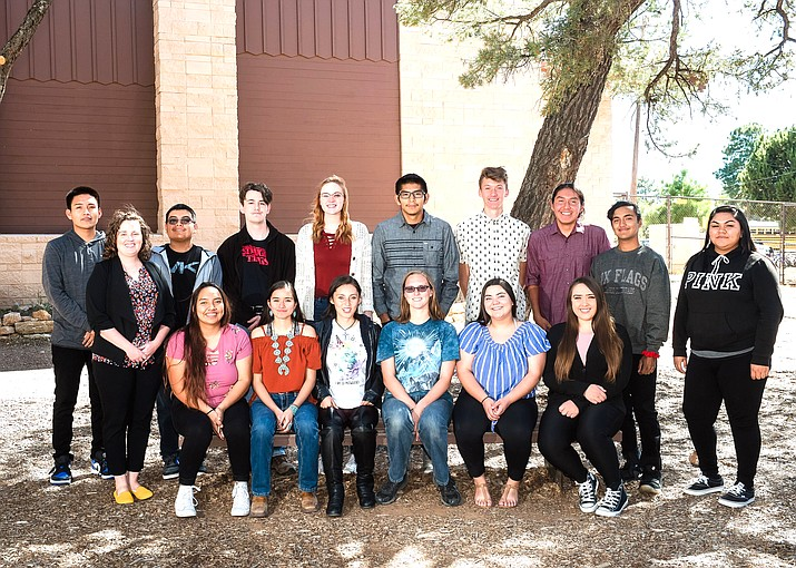 Grand Canyon School is celebrating the 2020 graduates May 22 with a drive through procession starting at the Grand Canyon Airport in Tusayan and ending at the school in Grand Canyon Village. (Photo courtesy of Jamelle Kelly)