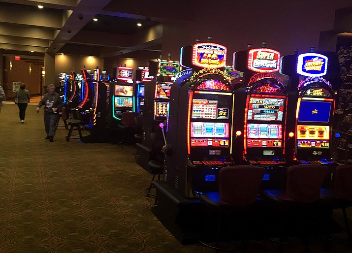 At 10 a.m. Monday, June 1, Cliff Castle Casino Hotel will reopen to the public. But employees as well as casino/hotel guests will be expected to wear face masks while in the casino's public areas. VVN/Bill Helm