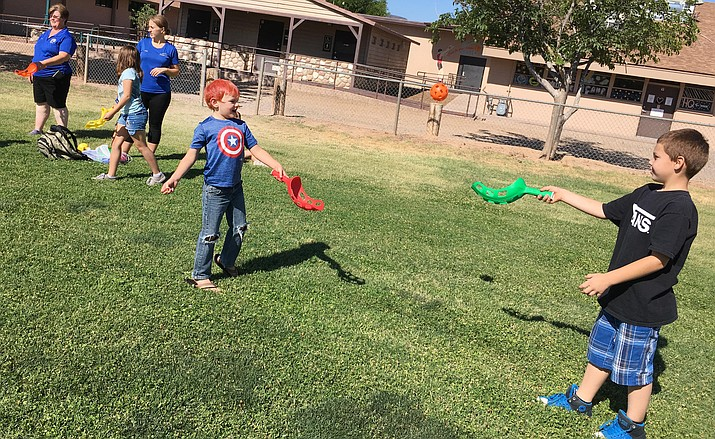 Summer Day Camp at Camp Verde Parks & Recreation is planned to return June 8 for its third year. Guidance and modifications required by the COVID-19 restrictions have resulted in camp opening a week late this year as new procedures are developed and staff trained. VVN file photo