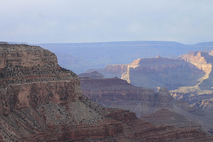 Grand Canyon National Park announced a limited opening May 22-25 for entry and recreational access. (Loretta McKenncy/WGCN)