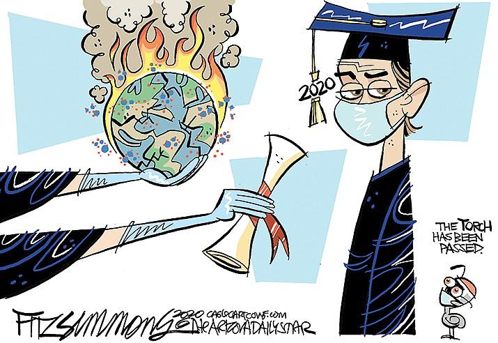 Editorial Cartoon | May 22, 2020
