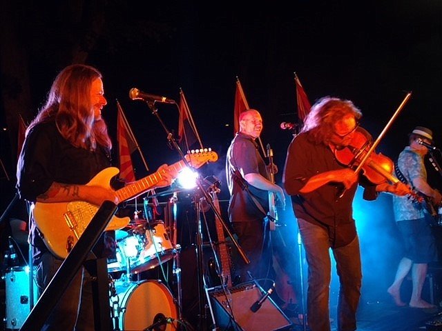 Don Cheek and the Cheektones will perform Aug.  21 as part of the 18-date summer concert series presented by the Prescott Downtown Partnership. Attendees are encouraged to adhere to social distancing recommendations as presented by the Centers for Disease Control and Yavapai County Community Health Services. (Prescott Downtown Partnership/Courtesy)