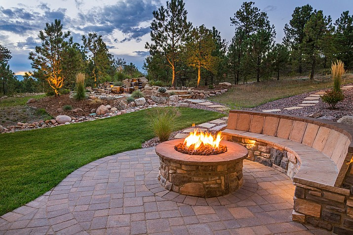 Fire pits have been among the top five outdoor living design trends for the last several years. As this trend continues to grow hotter with each passing season, design ideas for fire pits have evolved and taken many different forms. (Courier stock)