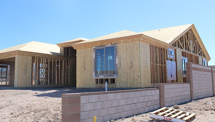 Mohave County issued 19 building permits during the week ending May 15. (Miner file photo)