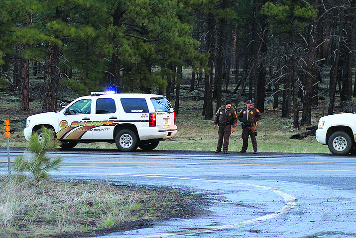 Coconino County Sheriff's Office deputies. (Stock photo/WGCN)