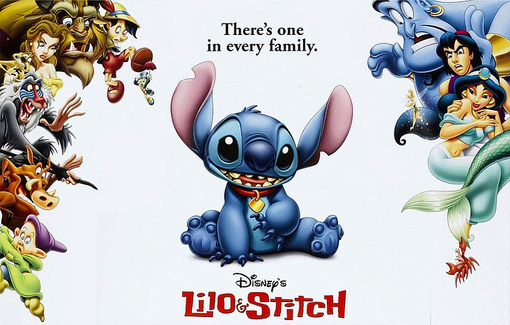 """The May 29 drive-in movie at the Findlay Toyota Center parking lot, 3201 N. Main St., will feature the 2002 movie """"Lilo & Stitch."""" (Disney/Courtesy)"""