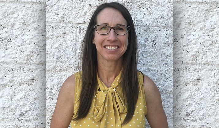 """Beth Denman is a 10-year HUSD veteran who over her career has worked as an """"exemplary"""" classroom teacher at both Humboldt and Granville Elementary schools, Humboldt Unified School District, Superintendent Dan Streeter said. (PUSD/Courtesy)"""