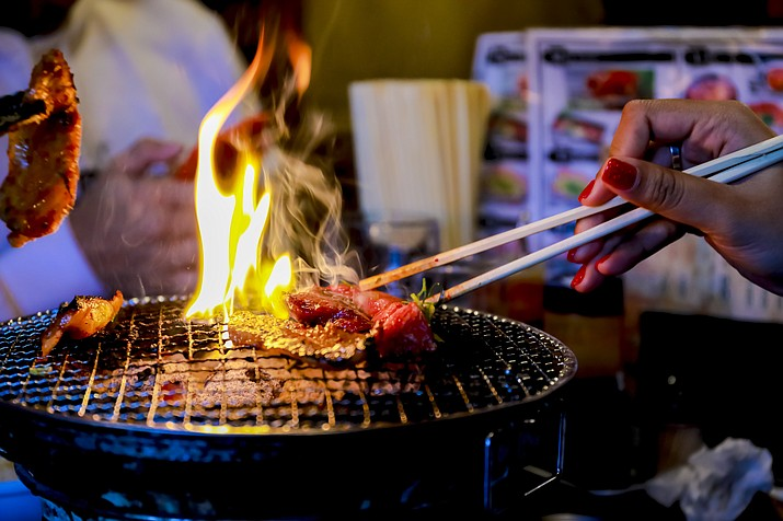 Charcoal and wood-burning barbecues are prohibited when Stage II fire restrictions go into place at 8 a.m. Wednesday, June 3, 2020. (Courier stock photo)