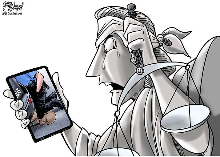 Editorial cartoon (2): May 31, 2020