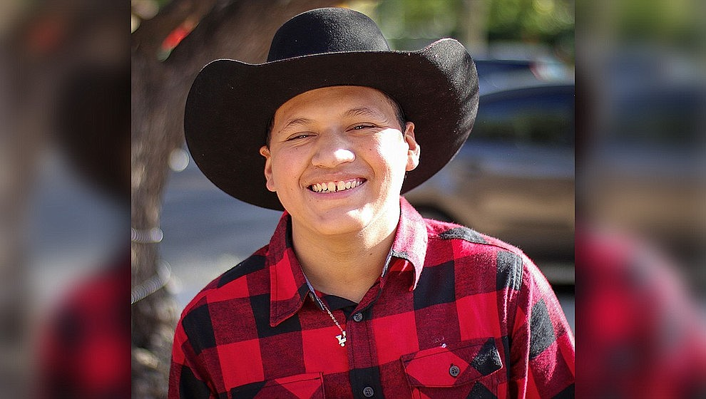 These are AZ's children: Meet courageous, loving, silly Alexis. He loves singing songs by his favorite band, Maroon 5, talking on the phone with his friends and making people laugh. He also has a fondness for cowboy boots and blazers. Get to know Alexis at https://www.childrensheartgallery.org/profile/alexis and other adoptable children at the childrensheartgallery.org.