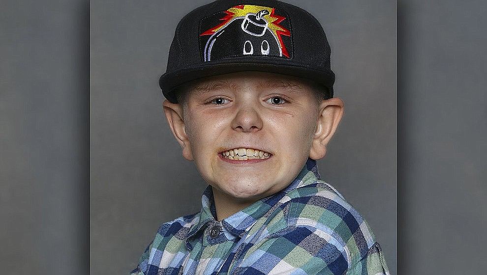 These are AZ's children: Whether he's playing a game of UNO or drawing pictures, Jeramy's personality shines through. He loves playing and showing off his toys – especially his Ninja Turtles and Ninjago Legos. Get to know Jeramy at https://www.childrensheartgallery.org/profile/jeramy-0  and other adoptable children at the childrensheartgallery.org.