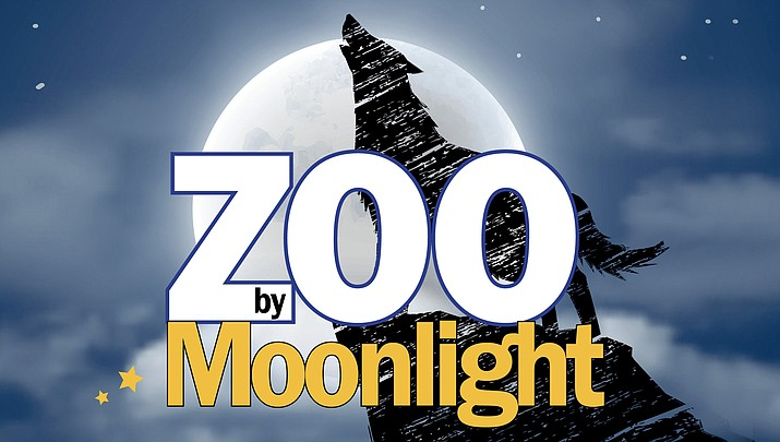 Zoo by Moonlight is an opportunity to visit with some of the nocturnal animals every full moon through September. (Heritage Park Zoological Sanctuary)