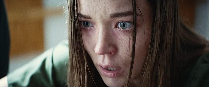 Nicole Brydon Bloom stars in '1BR.' Malevolent Films