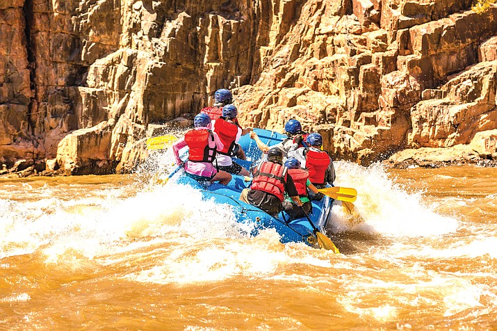 Hualapai River Runners has announced one, two and four-day whitewater rafting tours are available starting June 8. (Photo/Grand Canyon Resort Corporation)