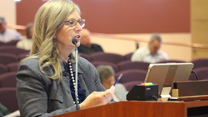 Coral Loyd, Mohave County's financial services director, said the plan is to place $6 million of federal CARES Act funding into the county's general fund contingency. (Miner file photo)