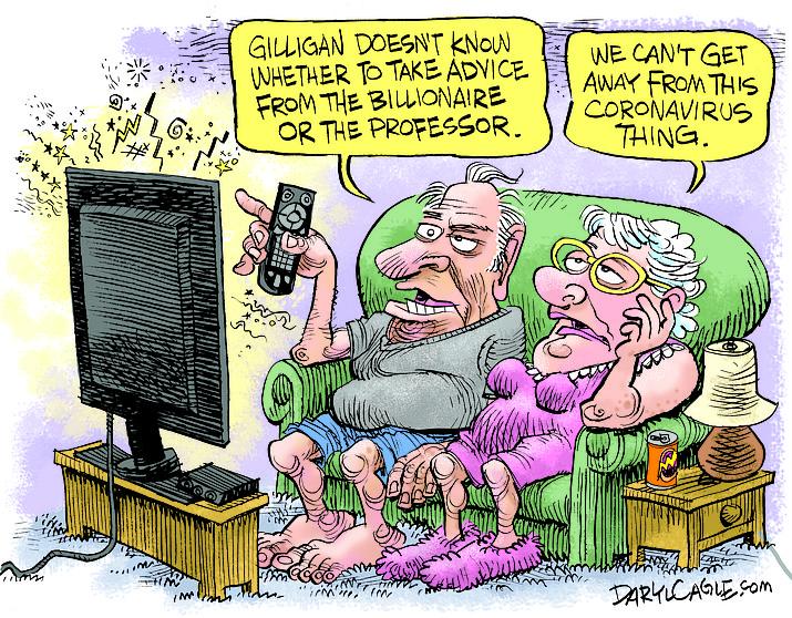 Editorial cartoon (2): June 6, 2020 | The Daily Courier | Prescott, AZ