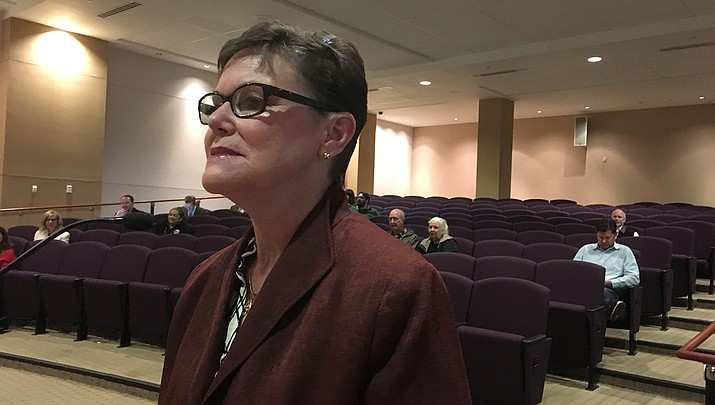 Tami Ursenbach, Mohave County economic development director, says more companies are looking to trade urban areas for rural areas. (Miner file photo)