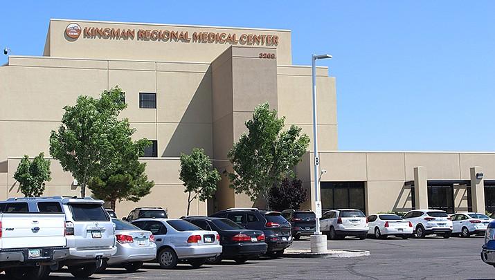 Kingman Regional Medical Center is easing some visitor restrictions. (Miner file photo)