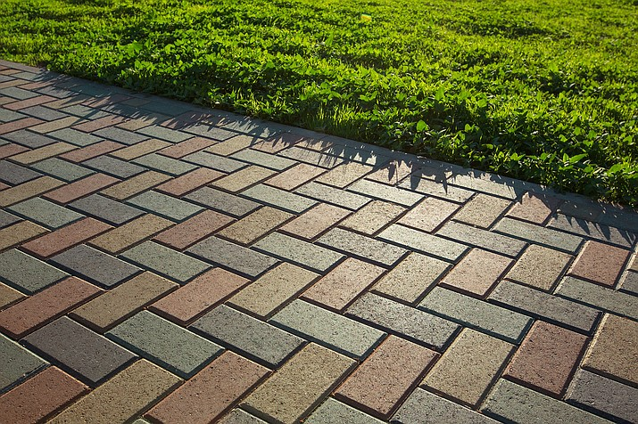 Paver sealants are like selecting lipsticks – there is gloss, matte, breathable, natural color, stain, water-proof and the price ranges from inexpensive to the expensive. (Courier stock photo)
