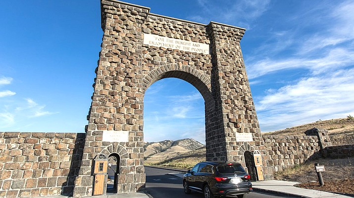Yellowstone National Park opened its Wyoming entrances May 18 and its Montana entrances June 1. Limited services and facilities are available in the park. (Photo/NPS)