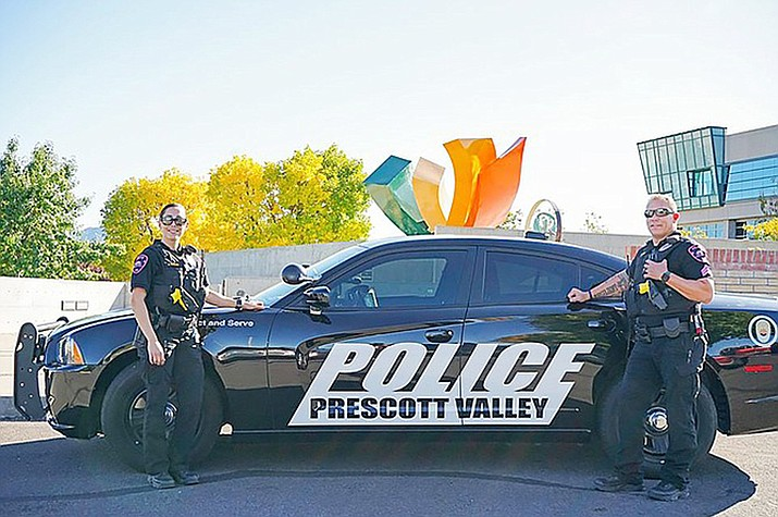 There are several ways to help the Prescott Valley Police Department.
