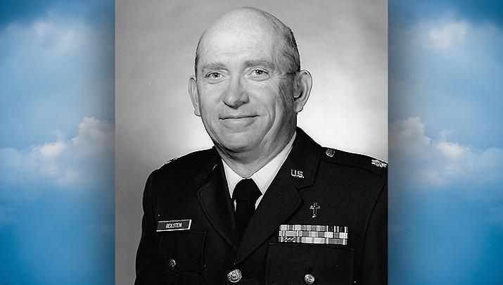 Chaplain Col. Gerald S. Beilstein