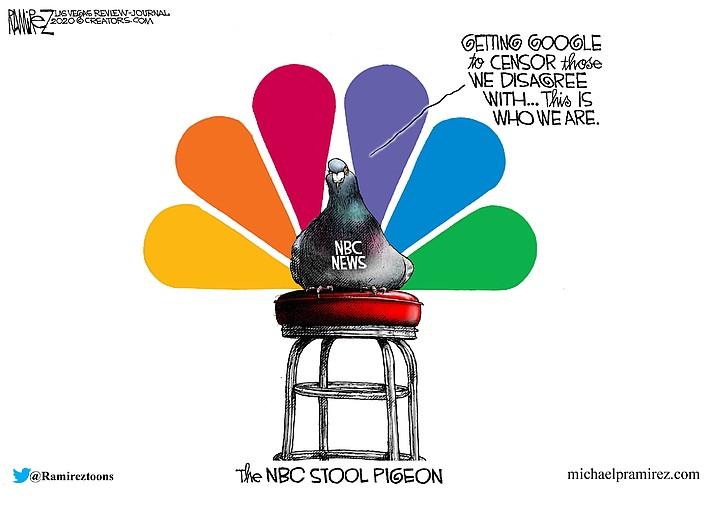 Editorial cartoon (2): June 21, 2020