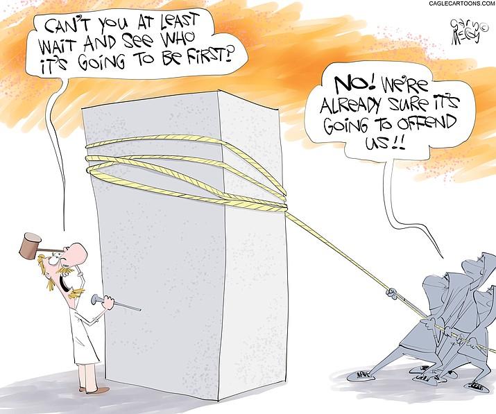 Editorial Cartoon   June 24, 2020