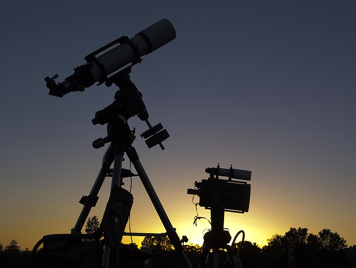 Grand Canyon National Park along with the Tucson Amateur Astronomy Association host a star party annually on the South Rim of Grand Canyon National Park. This year, the event was held virtually through online, live-streamed videos. The park is hoping to bring back the on-site star party in 2021. (Photo/NPS, Mike Quinn)