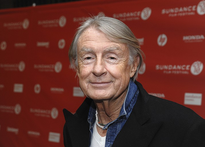 "In this Jan. 29, 2010 file photo, director Joel Schumacher attends the premiere of ""Twelve"" during the 2010 Sundance Film Festival in Park City, Utah. A representative for Schumacher said the filmmaker died Monday, June 22, 2020, in New York after a year-long battle with cancer. He was 80. (Peter Kramer/AP, file)"