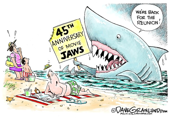 Editorial cartoon (2): June 25, 2020