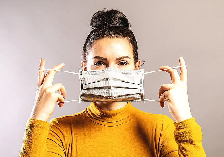 Facial coverings will be required in Tusayan after council members passed a motion to direct staff to prepare a proclamation requiring masks be worn in public June 25. (Photo/Adobe stock)
