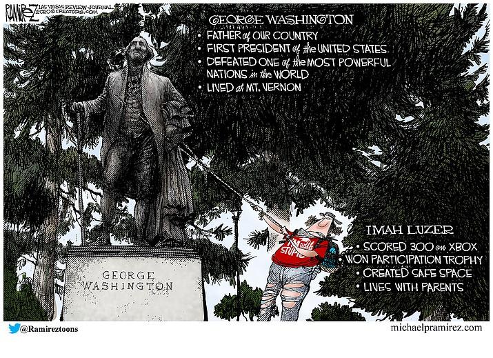 Editorial cartoon (2): June 26, 2020