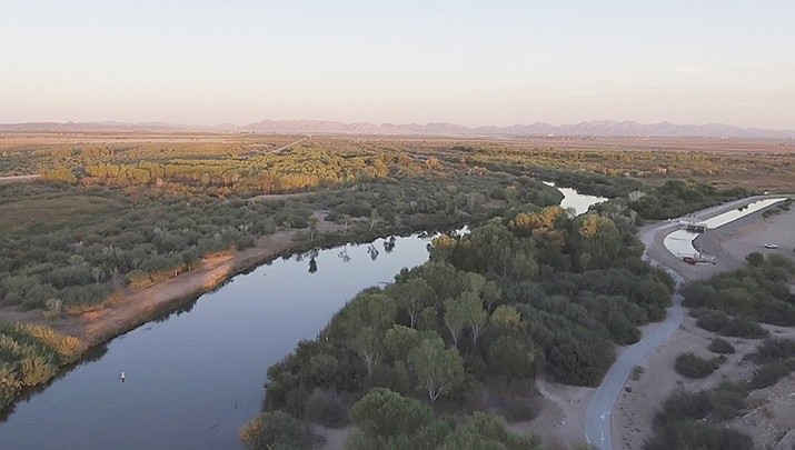 As the demand for water grows, communities in Central Arizona are seeking to acquire water from rural areas of the state. (Photo by American Rivers, cc-by-sa-4.0, https://bit.ly/2B9DZvs)