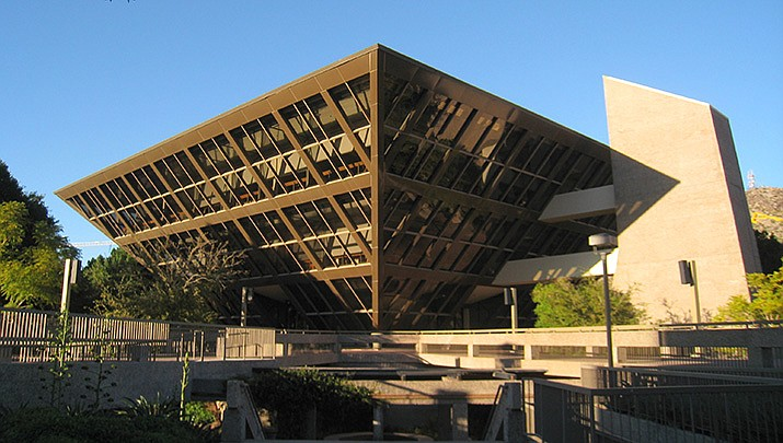 Tempe City Council on Thursday, June 25, approved a $2 million settlement with the family of a 14-year-old boy who was fatally shot in the back by a Tempe police officer. Tempe City Hall is shown above. (Public domain)