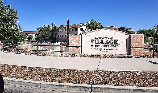 Yavapai County Community Health Services announced Friday, June 26, 2020, that five employees and 21 residents of an assisted living facility, Cottonwood Village, have tested positive for COVID-19. (Jason W. Brooks/VVN file)