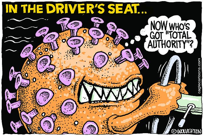 Editorial cartoon (2): June 29, 2020