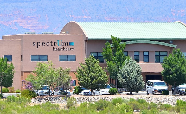 Spectrum is extending the time it is limiting the access to its main campus on Cottonwood Street. VVN/Vyto Starinskas