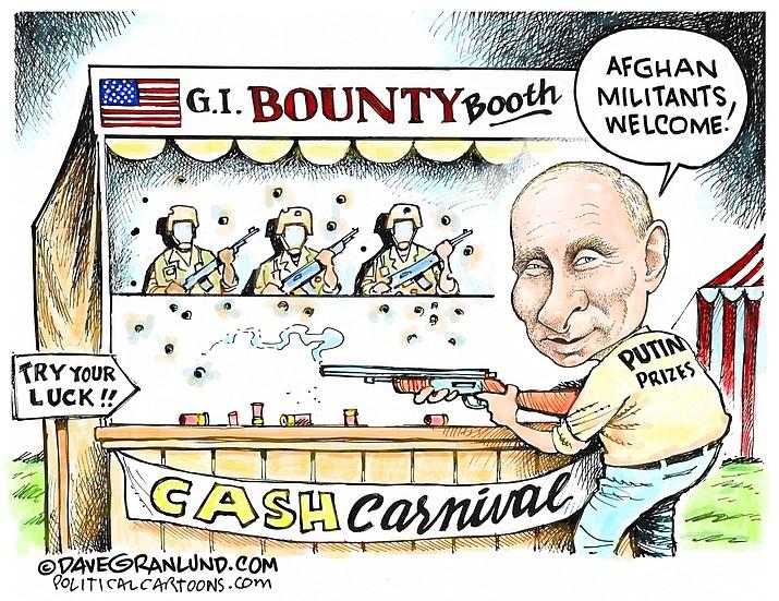 Editorial cartoon (2): June 30, 2020