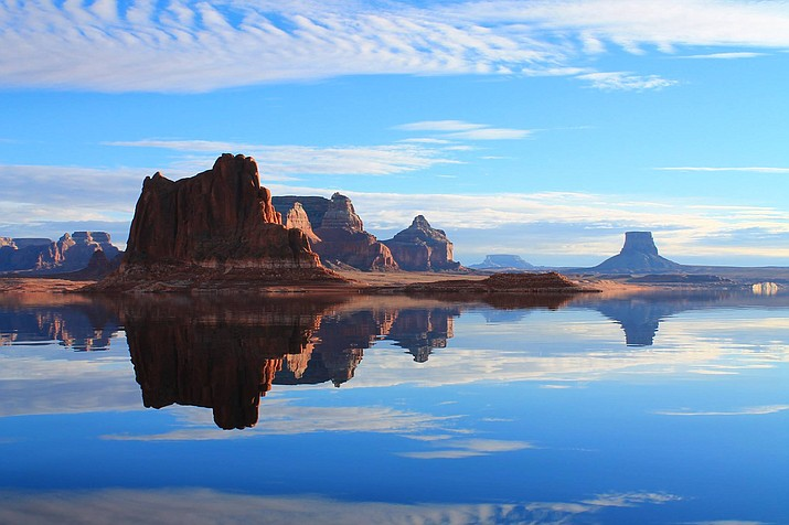 Scenic Glen Canyon National Recreation Area. (Photo/NPS)