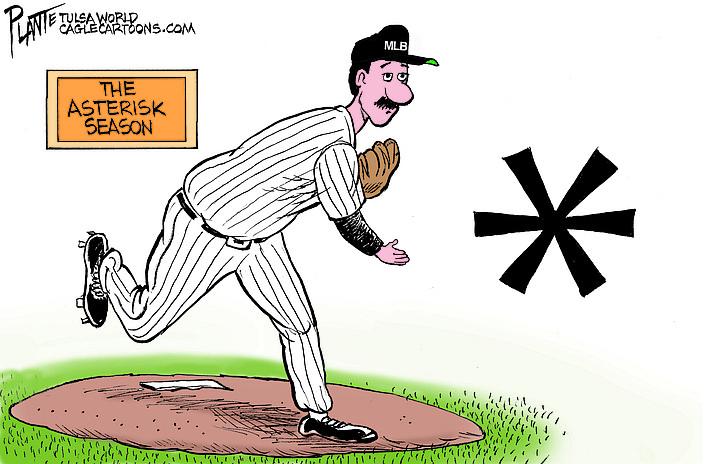 Editorial cartoon (1): July 1, 2020